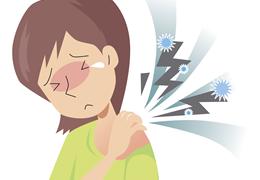 むちうち症とは?のイメージ